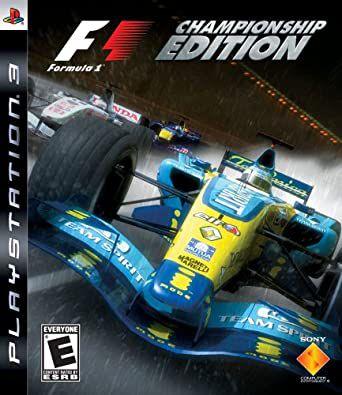 Jogo PS3 F1 Champioship Edition - Sony