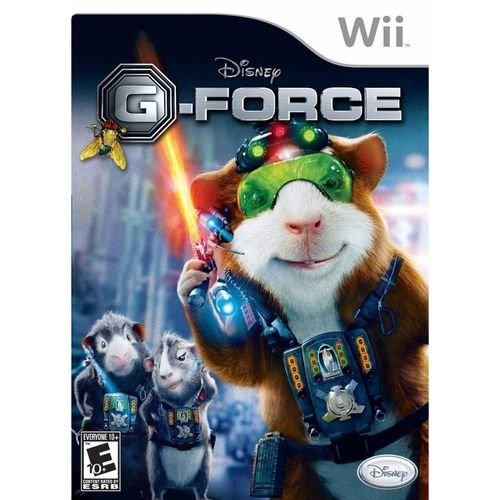 Jogo Wii Disney G-Force - Disney