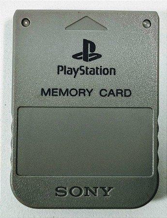 Memory Card PS1 - Sony