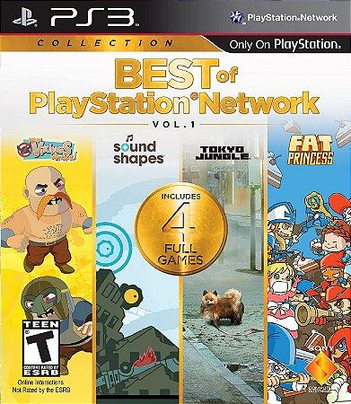 Jogo PS3 Best of PlayStation Network Volume 1 - Sony