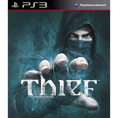 Jogo PS3 Thief - Square Enix