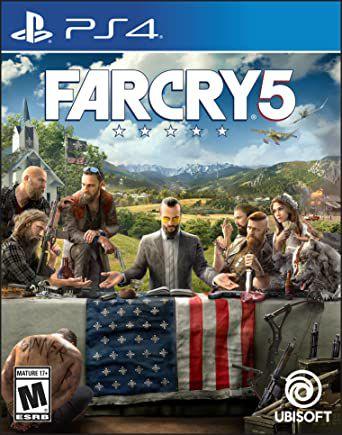 Jogo PS4 Far Cry 5 - Ubisoft