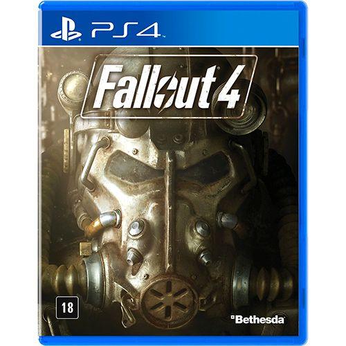 Jogo PS4 Fallout 4 - Bethesda