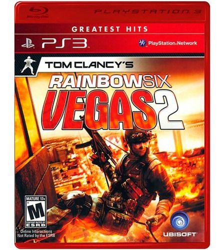 Jogo PS3 Tom Clancy's Rainbow Six Vegas 2 - Ubisoft