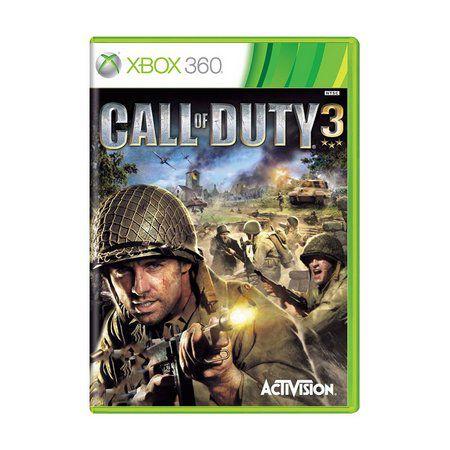 Jogo Xbox 360 Call of Duty 3 - Activision