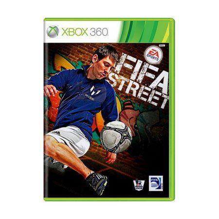 Jogo Xbox 360 FIFA Street - EA Sports