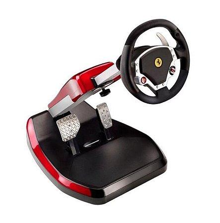 Volante Thrustmaster Ferrari GT Cockpit 430 (Scuderia Edition) - PS3 e PC