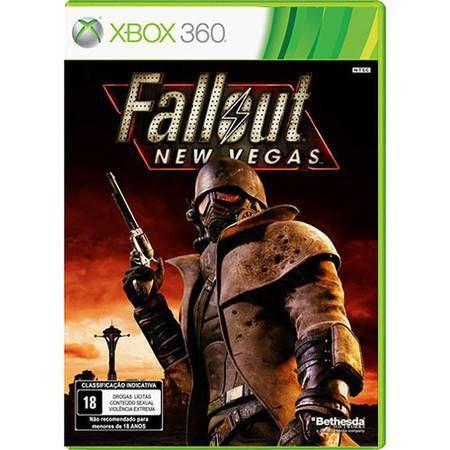 Jogo Xbox 360 Fallout New Vegas - Bethesda
