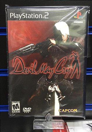 Jogo PS2 Devil May Cry - Capcom