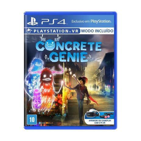 Jogo PS4 Concrete Genie - Sony