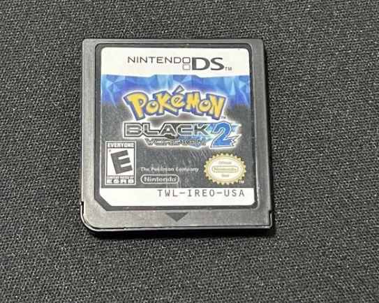 Jogo Nintendo DS Pokemon Black Version 2 (loose) - Nintendo