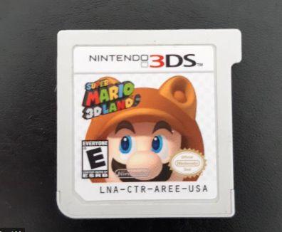 Jogo Nintendo 3DS Super Mario 3D Land (loose) - Nintendo