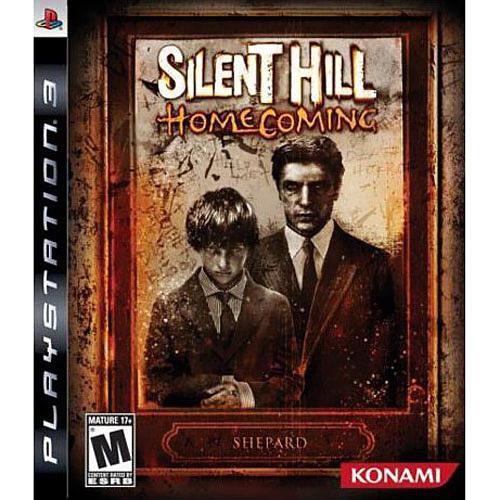 Jogo PS3 Silent Hill: Homecoming - Konami
