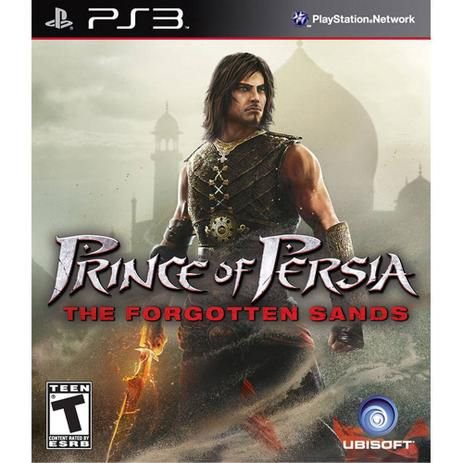 Jogo PS3 Prince of Persia: The Forgotten Sands - Ubisoft