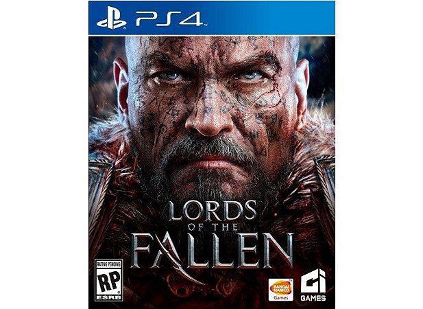 Jogo PS4 Lords of the Fallen - Bandai Namco