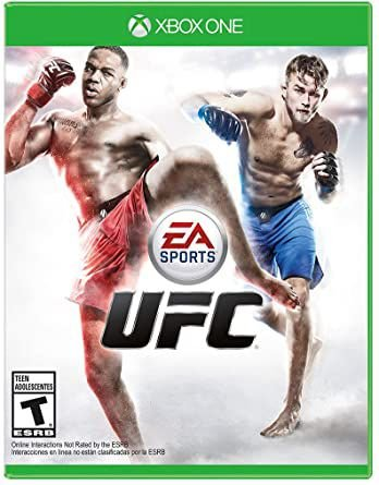Jogo Xbox One UFC - EA Sports