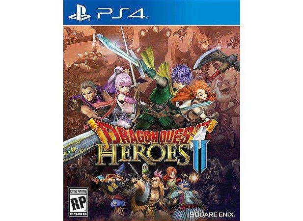 Jogo PS4 Dragon Quest Heroes 2 - Square Enix