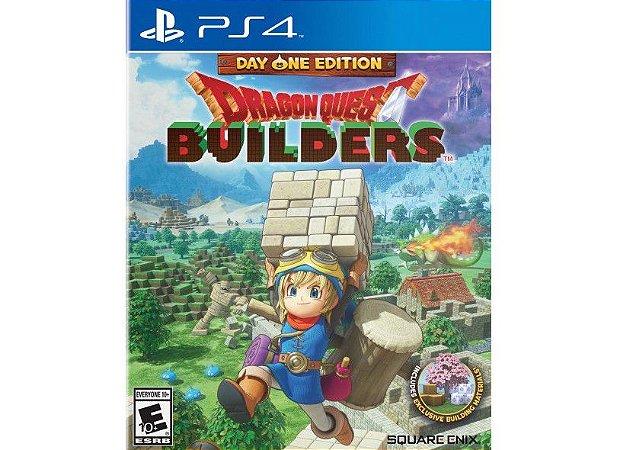 Jogo PS4 Dragon Quest Builders - Square Enix