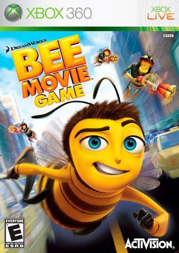 Usado Jogo Xbox 360 Bee Movie Game - Actvision