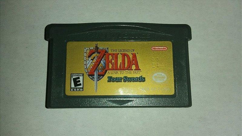Jogo Game Boy Color The Legend of Zelda:  A Link to the Past + Four Swords - Nintendo