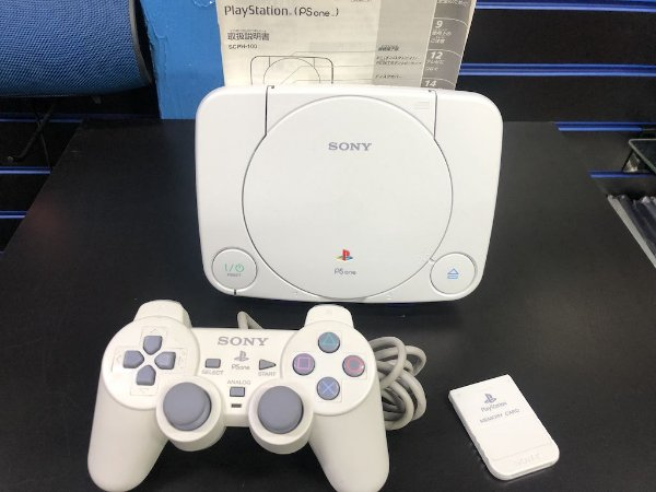 Console Playstation 1 Slim PS One + Controle Original + Memory Card Japônes - Sony