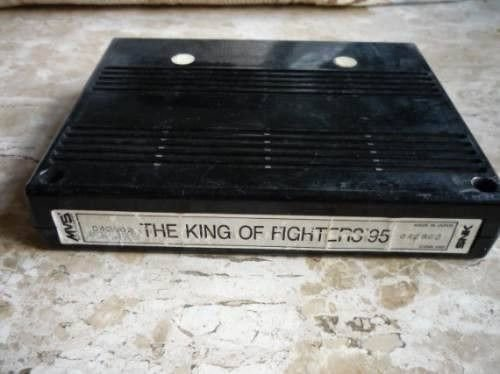 Fita MVS The King of Fighter's 95 - SNK
