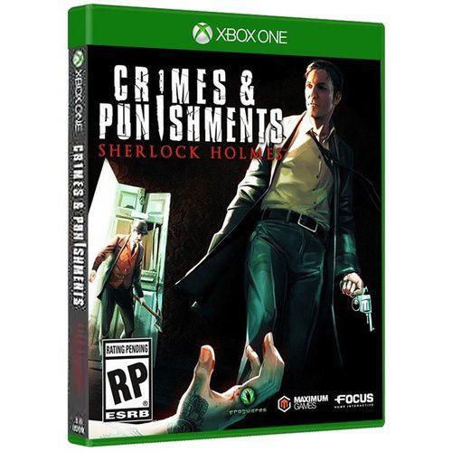 Jogo Xbox One Sherlock Holmes: Crimes & Punishments - Focus