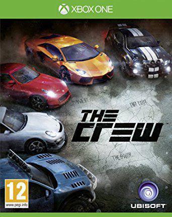 Jogo Xbox One The Crew - Ubisoft