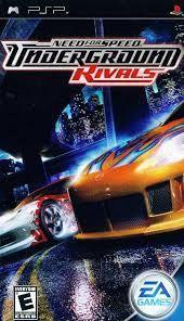 Jogo PSP Need For Speed Underground Rivals - EA