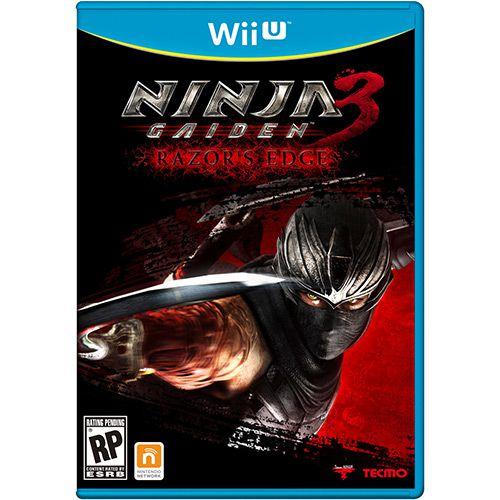 Jogo Nintendo Wii U Ninja Gaiden 3: Razors Edge - Tecmo