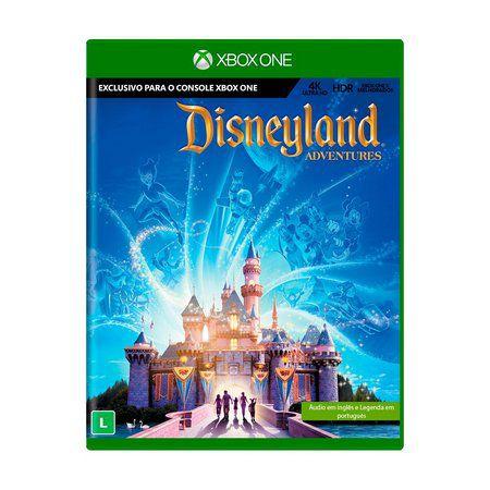 Jogo Xbox One Disneyland: Adventures - Disneymn