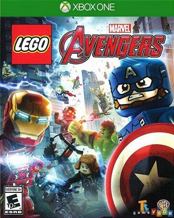 Jogo Xbox One Lego Vingadores Avengers - Warner Bros Games