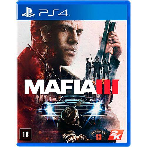 Jogo PS4 Mafia 3 III - 2K