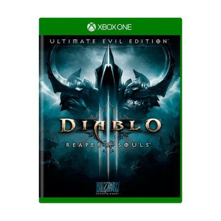 Jogo Xbox One Diablo 3 Reaper Of Souls - Blizzard