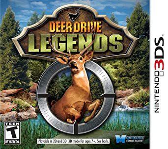 Jogo Nintendo 3DS Deer Drive Legends - Maximum