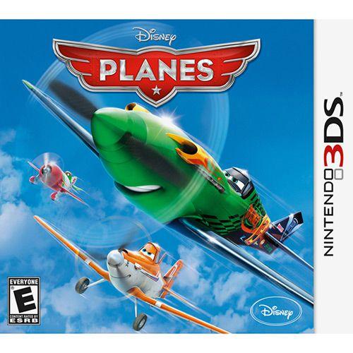 Usado Jogo Nintendo 3ds Disney Planes - Disney