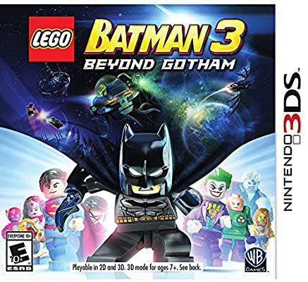 Usado Jogo Nintendo 3DS Lego Batman 3 Beyond Gotham - WB Games