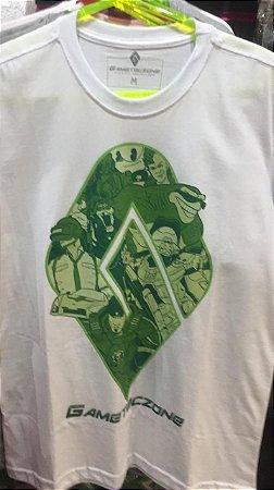 Camiseta Gameteczone Xbox Branca P