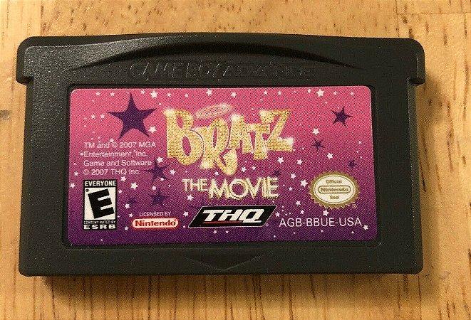 Jogo Game Boy Advance Bratz The Movie - THQ