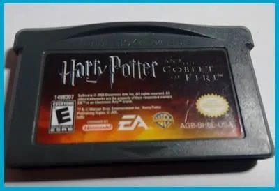 Usado Jogo Game Boy Advance Harry Potter And The Goblet Of Fire | Somente o Jogo - EA