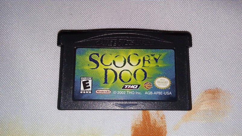 Usado Jogo Game Boy Advance Scooby Doo - Nintendo