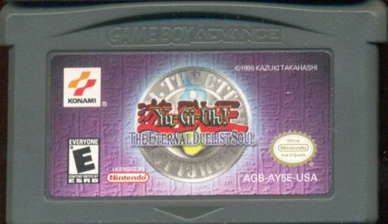 Usado Jogo Game Boy Advance Yu-Gi-Oh The Eternal Duelist Soul - Konami