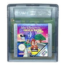 Usado Jogo Game Boy Color Walt Disney World Quest Magical Racing Tour | Somente o Jogo - Activision