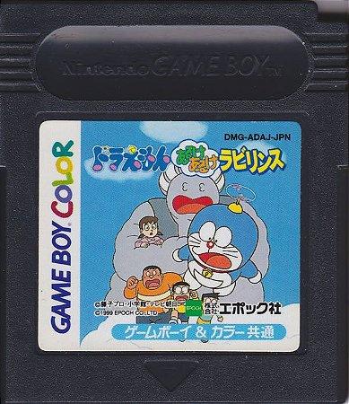Usado Jogo Game Boy Doraemon – Aruke Aruke Labyrinth Model | Japonês - Epoch