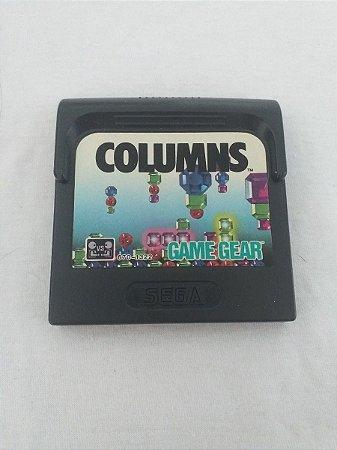 Usado Jogo Game Gear Columns - Sega