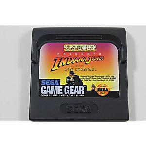 Usado Jogo Game Gear Indiana Jones - Sega