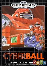 Usado Jogo Mega Drive Cyberball | Somente o Jogo - Sega