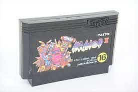 Usado Jogo Famicom Arkanoid II - Taito