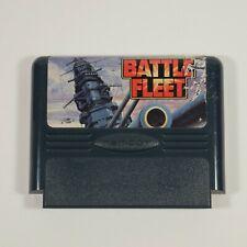 Usado Jogo NES Nintendinho Famicom Battle Fleet Japonês | Somente o Jogo - Namcot