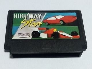 Usado Jogo NES Nintendinho Famicom High Way Star | Somente o Jogo - CCE